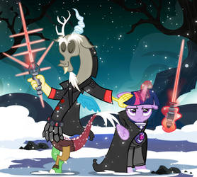 Discord Of The Sith by PixelKitties