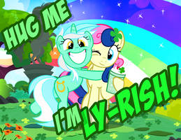 St Patrick's Day LyraBon by PixelKitties