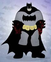 Batman by PixelKitties