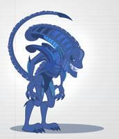 Bob the Alien by PixelKitties