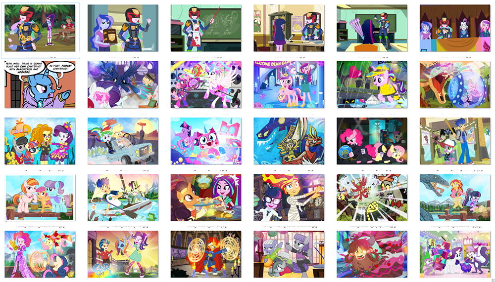 Trotcon Prints02 by PixelKitties