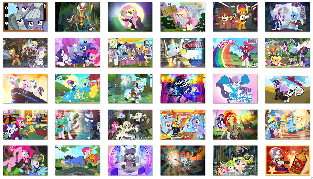 Trotcon Prints01 by PixelKitties