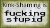 Kink-Shaming by fuckshiru