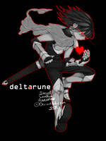 [DELTARUNE SPOILERS!!] Chara??? by InsertSomthinAwesome