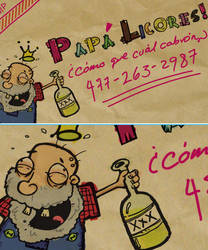 Liquor Store Business Card By Dkmbaby On Deviantart