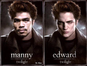 Manny pacquiao Cullen by DivineAscendant