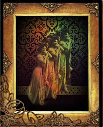 Arlette Times Three by lisamarimer