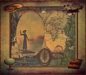 A Journey to Mystical Lands by lisamarimer