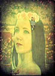 Gaia In Her Glory by lisamarimer