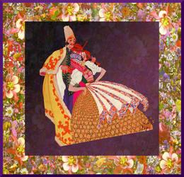 Gypsy Music by lisamarimer