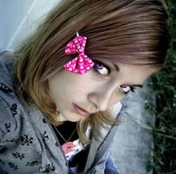 I know you want my pretty bow by Nez-rox