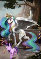 The Royal Protege by SilFoe