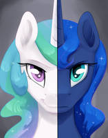 Commission: The Evil Paradox by SilFoe