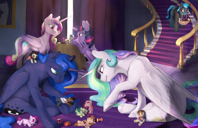 Commission: Special by SilFoe