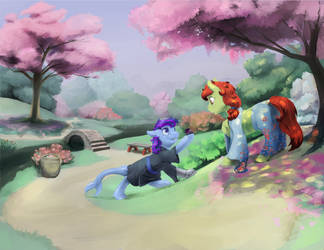 Commission: Proposal by SilFoe