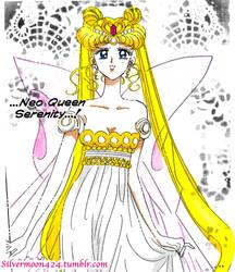 Queen of Crystal Tokyo by Mileyangel321