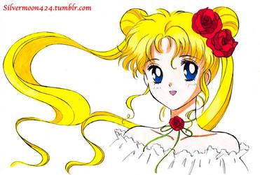 Rose Girl by Mileyangel321