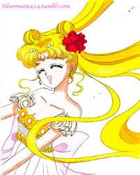 Princess of the Moon v2 by Mileyangel321