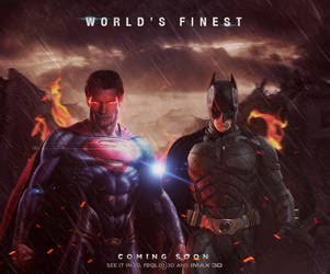 World's Finest promo by DComp