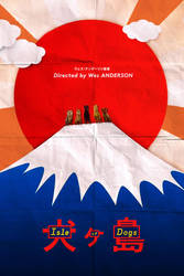 Isle of Dogs poster by DComp