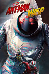 Ant-Man and the Wasp poster by DComp