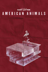 American Animals poster by DComp