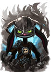 Asuraborn by knight-mj