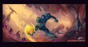AGDQ2017 Metroid Prime 2 by knight-mj