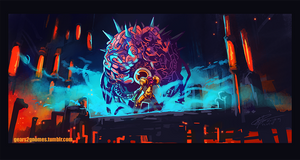 AGDQ2017 Super Metroid by knight-mj