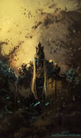 GW2 The Scarab Plague by knight-mj