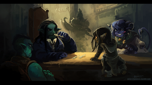 Critical Role - The Trial by knight-mj