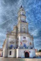 Kaunas City Hall by kibirkstele