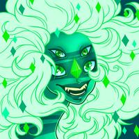 Malachite by TentacleWaitress