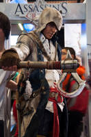 Connor Kenway @ FACTS 2012 by KillingRaptor