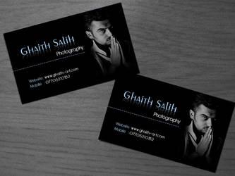 Ghaith Salih card 02 by ameen80