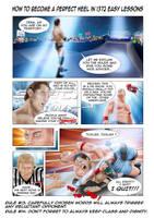 Squash Match by Roselyne777