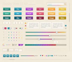 Shelby Web UI Kit v1.1 (Free PSD) by kevinhamil