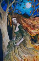 Samhain by jenimal