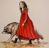 Arya of Stark by jenimal