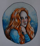 Sevenwaters: Niamh by jenimal