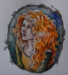 Sevenwaters: Clodagh by jenimal