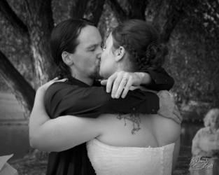 The Kiss by BuckNut