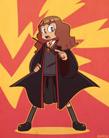 February 2018 PPM: Hermione by Beartie