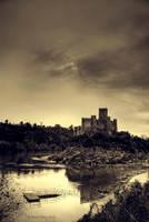 Castelo de Almourol II by nfilipevs