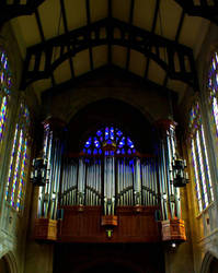 University of Illinois Episcopal Chapel by NormanPorter