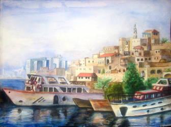 Tel Aviv by Chutzpah10