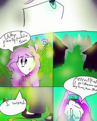 trough the inkwells[ fan-fiction comic] by bonbonniexd