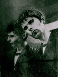 Matt Bellamy by cptAi