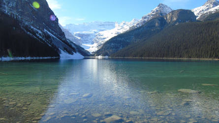 Lake Louise by Midnight-PowerUser
