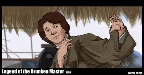 Movie 1: Legend of the Drunken Master by wayne-kun
